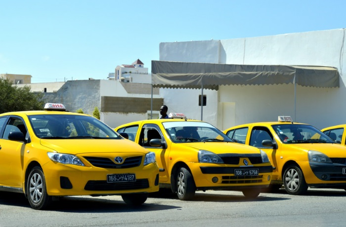 Такси Туниса