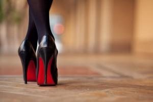 Sexy heels {PilotingPaperAirplanes.com}