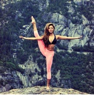 #dance #yoga #fitness #motivation #inspiration {PilotingPaperAirplanes}