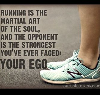Running is the martial art of the soul #run #fitness #motivation #inspiration {PilotingPaperAirplanes}