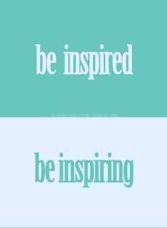 Be inspired. Be inspiring. #fitness #workout #health #motivation #inspiration {PilotingPaperAirplanes.com}