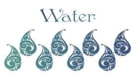 Water intake card {Piloting Paper Airplanes}