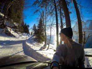 Lake Walchensee, don´t try this ;)