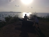 R&R, Fort Louis, St. Martin
