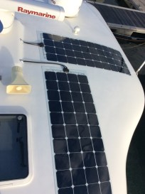 Monocrystilline flexible solar panels