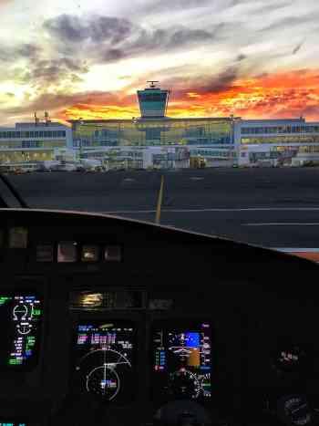 CRJ900 Lufthansa Cityline powerup