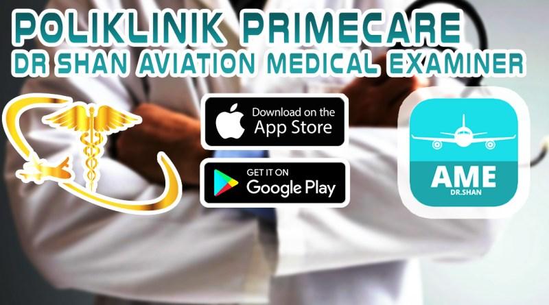 Poliklinik Primecare | Dr. Shan Aviation Medical Examiner