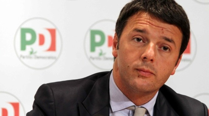 Primer ministro italiano urge a Europa a movilizarse para recibir migrantes.
