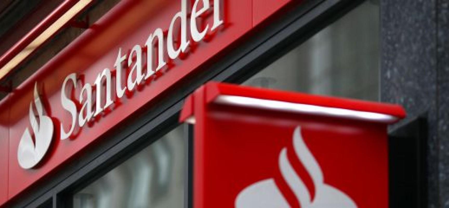 Santander recibió multa de Cofece por compra de Banco Popular Español