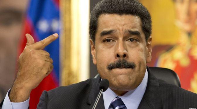 Venezuela convoca a elección presidencial para el 22 de abril
