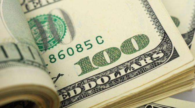 El peso inicia la sesión con una apreciación de 1.31% o 31 centavos, cotizando alrededor de 23.64 pesos por dólar