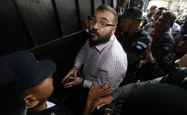 Pasan al estado de Veracruz bienes que eran presuntamente de Duarte