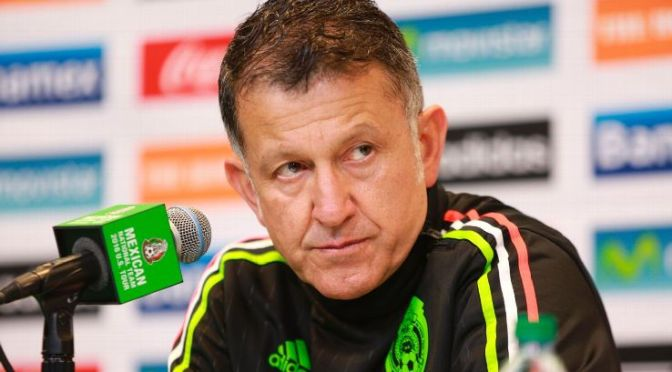 """Osorio estará presente en partido del West Ham donde juega """"Chicharito"""""""