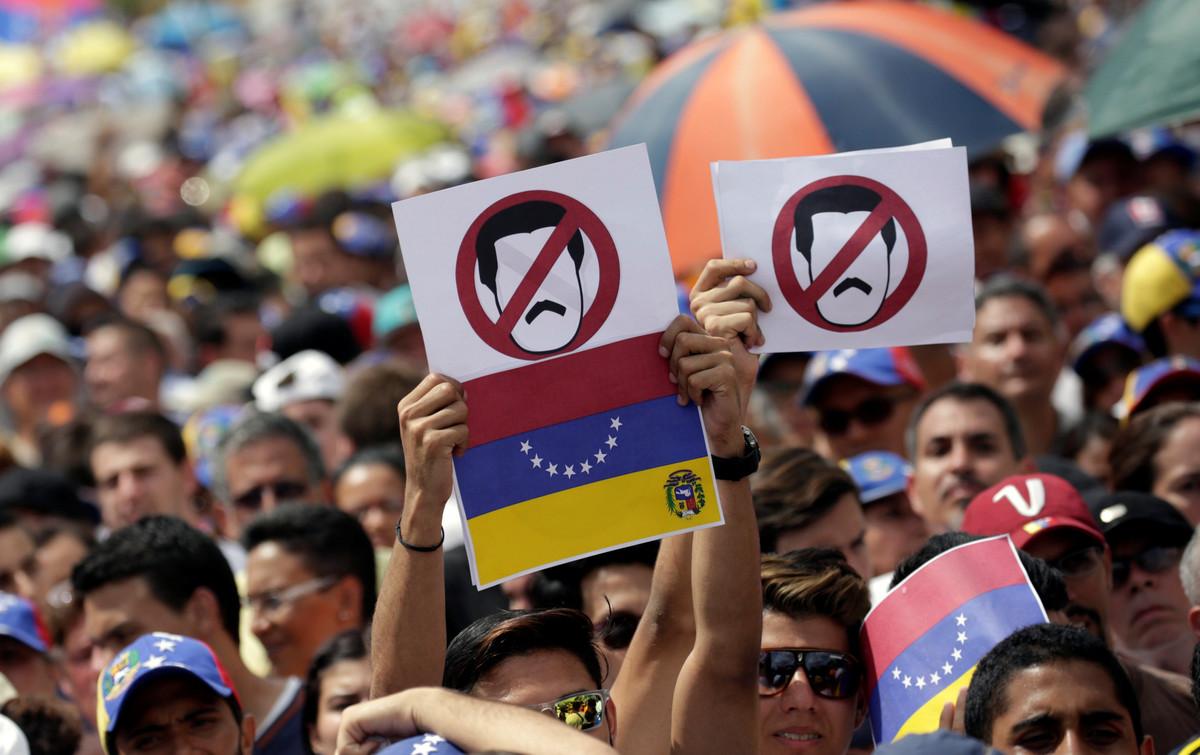 Elecciones en Venezuela: el teatro del absurdo