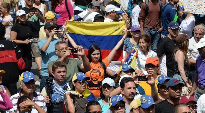 Se complica instalación de Constituyente venezolana.
