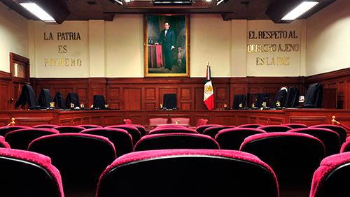 La SCJN desconoce si ministro Eduardo Medina Mora renunció