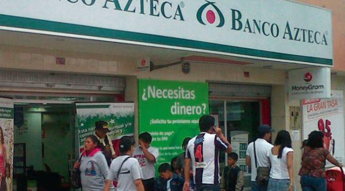 Condusef niega hackeo a Banco Azteca
