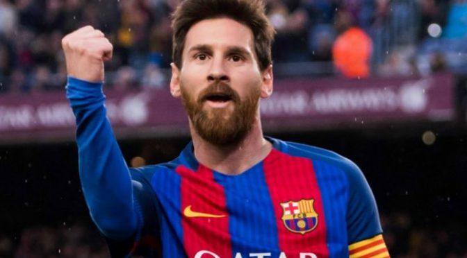 "Lionel Messi es un jugador ""inalcanzable"":Sampaoli"