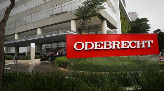 Función Pública inhabilitaa una filial de Odebrecht