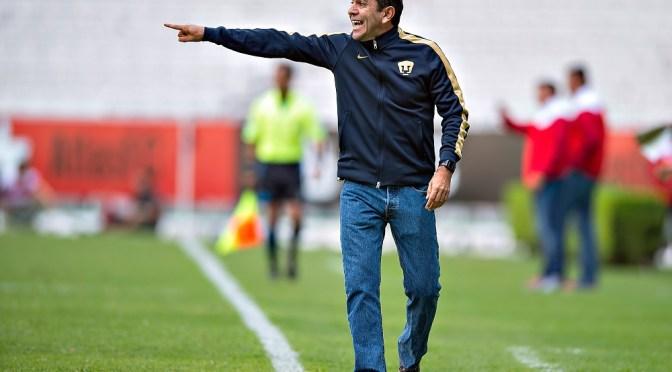 David Patiño tranquilo ante rumores que indican su salida de Pumas
