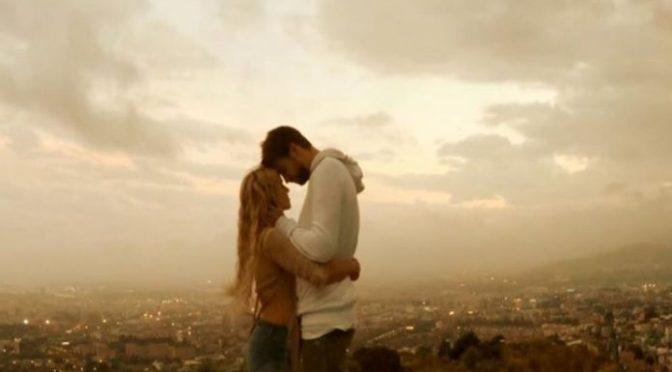 Shakira dedica canción a Piqué y silencia rumores de separación