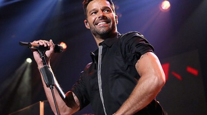 "Ricky Martin regresa a Las Vegas en 2018 con show ""All In"""