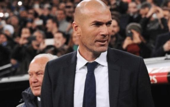 Zinedine Zidane, entre los mejores entrenadores del Real Madrid