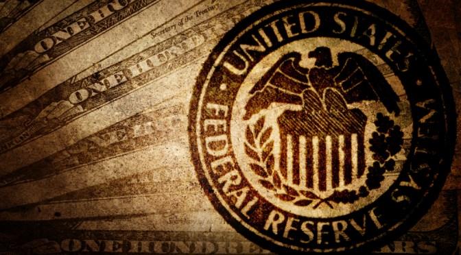 Reserva Federal mantiene tasa de referencia sin cambios