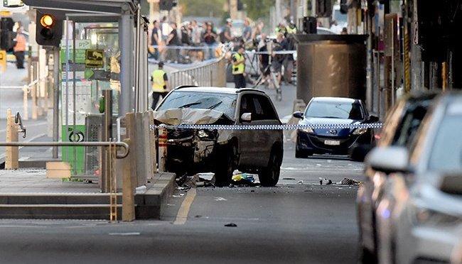 Todo sucedió en 10 segundos: dice testigo de arrollamiento masivo en Australia