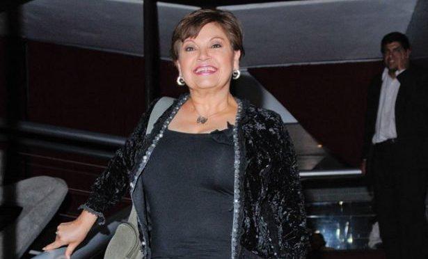 Actriz Lupita Sandoval, consternada luego de sufrir robo en su casa