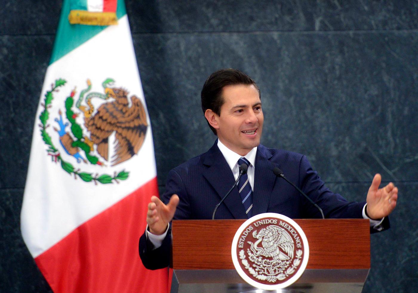 México mantendrá postura firme y constructiva sobre TLCAN: Peña Nieto