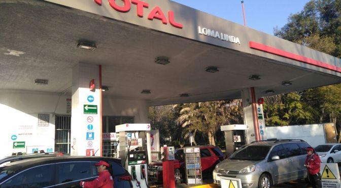 Total va por 100 gasolineras en México