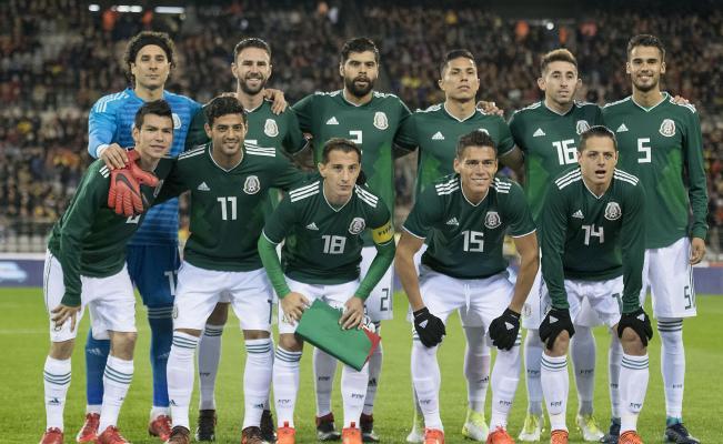 México mantiene lugar 15 en ranking mundial de FIFA