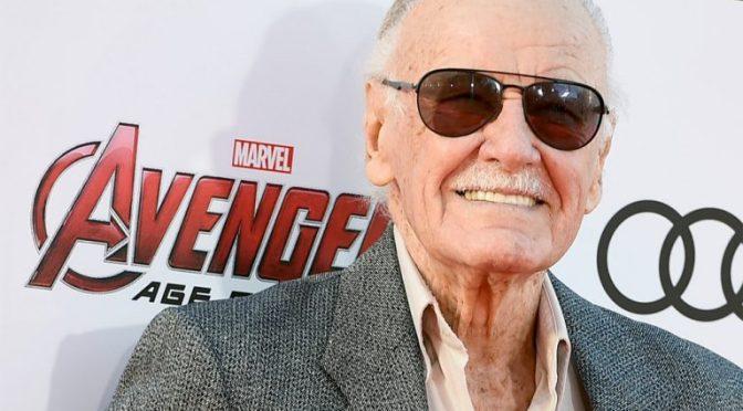 Stan Lee padece neumonía