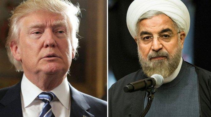 Trump decide mantener a EUA dentro del acuerdo nuclear con Irán