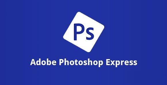 Adobe Photoshop Express, app para crear collage y memes