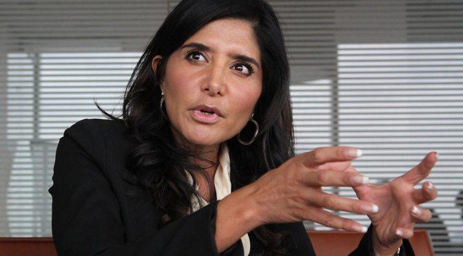 Alejandra Barrales iniciará campaña en Gustavo A. Madero este viernes