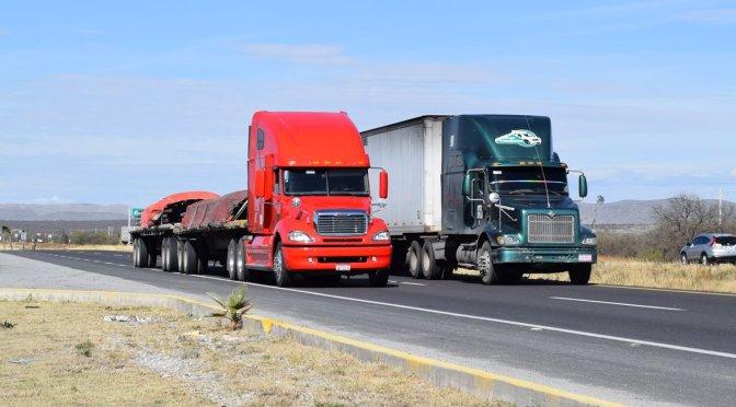 Mañana entra en vigor norma de pesos y dimensiones en autotransporte