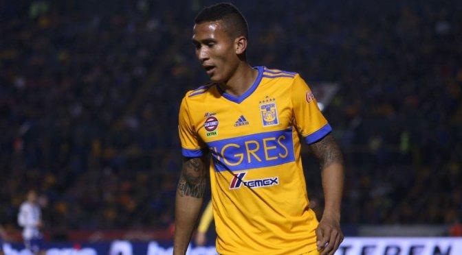 Por lesión, Tigres descarta a Meza para partido contra Monarcas Morelia