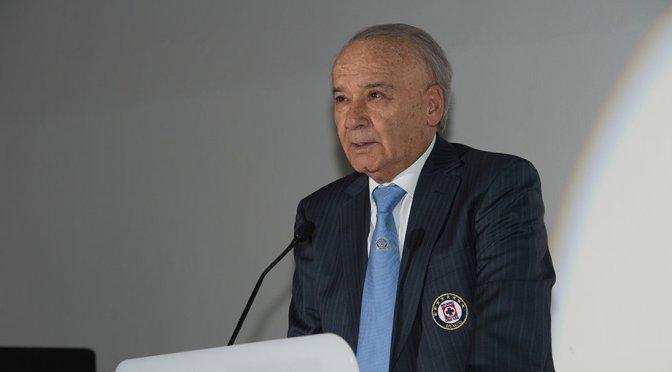 Álvarez Cuevas preocupado por paso de Cruz Azul en Clausura 2018
