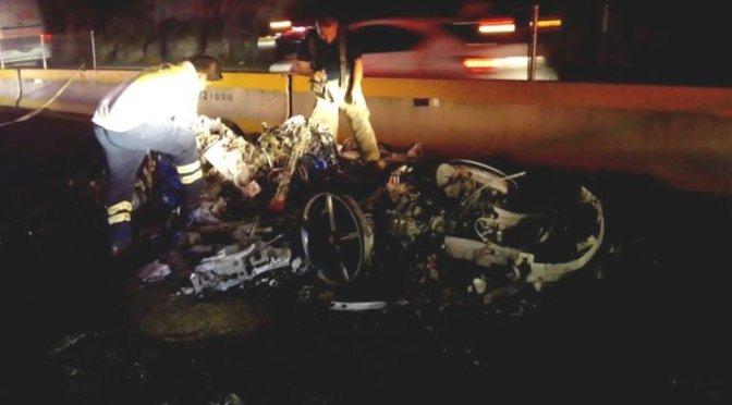 Muere colombiana en hospital tras accidente en Autopista del Sol