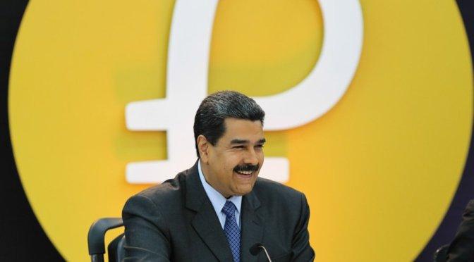 Maduro ordena quitar tres ceros a la moneda venezolana