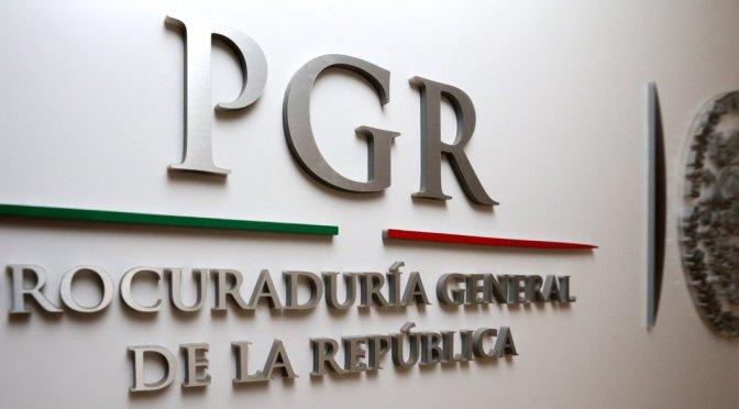 Identifica PGR móvil en desaparición de los 43
