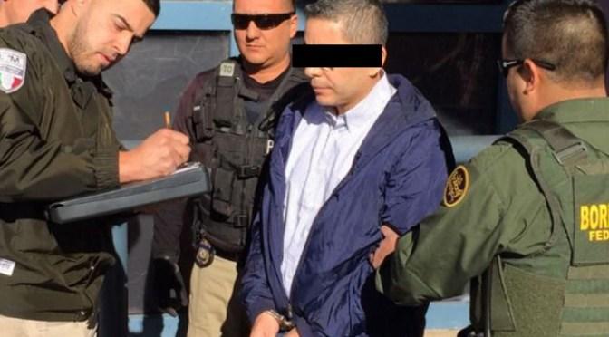 Deporta EU a exsecretario de gobierno de Guillermo Padrés