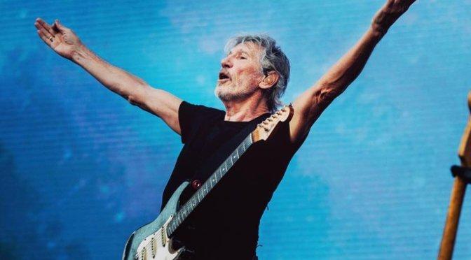 Así fue el mensaje que Roger Waters dedicó a Evo Morales