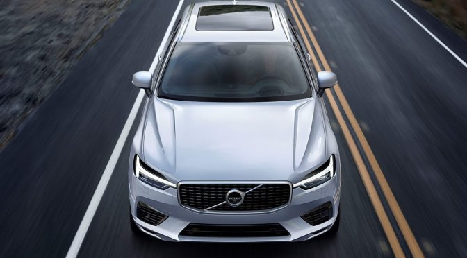 Volvo reporta 27.7 por ciento más en utilidades