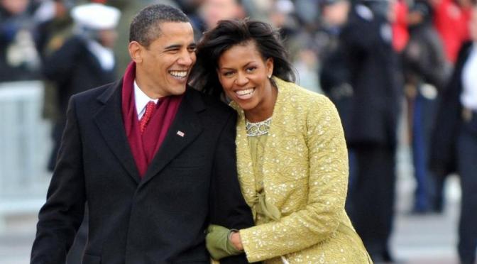 Barack y Michelle Obama negocian producción con Netflix, informa NYT