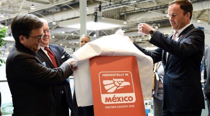"""México, primer """"país invitado"""" de América Latina a feria industrial Hannover"""
