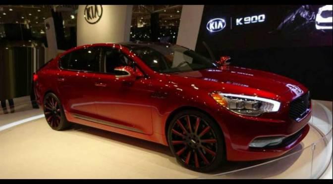 Kia presenta su vehículo más avanzado en tecnología