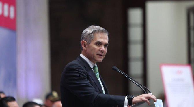 Mancera impugnará inhabilitación para desempeñar cargos en CDMX